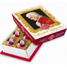 Mozart Kugeln Chocolates Picture Box 120g